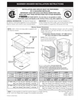 Frigidaire 318201822 Installation Instructions