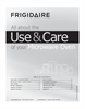 Frigidaire FPMV189KF Important Safety Instructions
