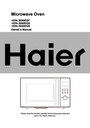 Haier HDN-3090EGB Manual