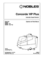 HP Concorde Plus Manual