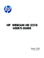 HP HD 5210 Manual