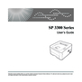 HP SP 3300 Manual