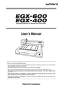 IBM EGX-400 User Manual