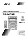 JVC CA-MD9R Manual