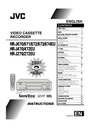 JVC HR-272EU Instruction Manual