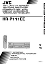 JVC HR-P111EE Manual