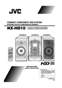 JVC NX-HD10 Manual