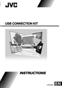JVC USB Connection Kit Manual