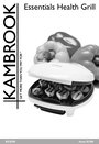 Kambrook KCG50 Manual