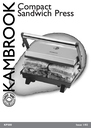 Kambrook KP500 Manual