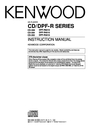 Kenwood DPF-R3010 Instruction Manual