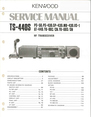 Kenwood AT-440 Specifications