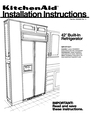 KitchenAid 2000492 Manual