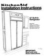 KitchenAid 2000495 Installation Instructions