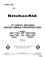 KitchenAid KEBS177SBL0 Manual