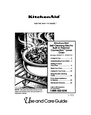 KitchenAid KEMS377Y Manual