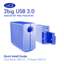 LaCie 2big USB 3.0 Manual