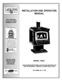 Lennox Hearth 1003C Operation Manual