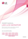 LG Electronics 22M37A Owner Manual