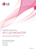 LG Electronics 22MP55HQ Owner Manual