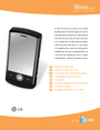 LG Electronics 3g Manual