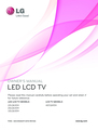LG Electronics 22LQ63OH Owner Manual