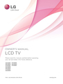 LG Electronics 32LH240H Owner Manual