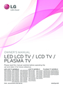 LG Electronics 37LK453C Owner Manual