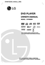 LG Electronics DVX9900H Owner Manual