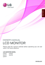 LG Electronics E1911S Owner Manual