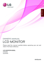 LG Electronics E1910PM Owner Manual