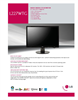 LG Electronics L227WTG Manual