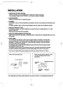 Magic Chef MCD11E3B SPECIFICATIONS on
