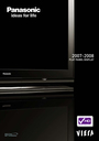 Panasonic 2007-2008 Manual