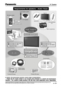 Panasonic AV Speaker Specifications