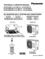 Panasonic CU-KS12NK1A Service Manual