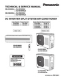 Panasonic CU-KS24NKU Service Manual