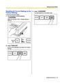 Panasonic KXP1121E, KX-P1121E Resetting All Current Settings to the