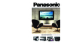 Panasonic LCD Flat Panel TV Specifications