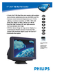 Philips 107S56 Manual
