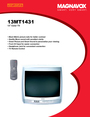 Philips 13MT1431 Manual