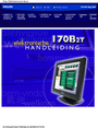 Philips 170B2T User Manual