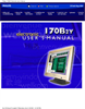 Philips 170B2Y User Manual