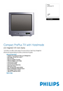 Philips 17HT3304 Manual