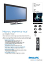 Philips 32PFL7332D Manual