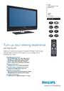 Philips 32PFL7482 Manual