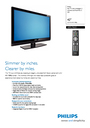 Philips 42PFL7962D/05 Manual