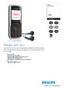 Philips CT0199BLK Manual
