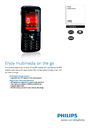 Philips CT0292BLK Manual