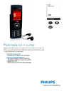 Philips CT0390BLK Manual